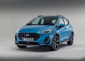 Ford today revealed for the first time the new Fiesta, featuring confident new styling, an enhanced technology package and powered by sophisticated mild hybrid powertrains to make the compact hatchback more future-ready than ever.